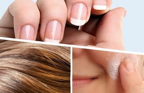 Huid, Haar & Nagels