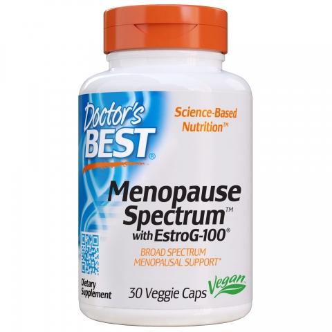 Doctor's Best - Menopause Formulering - EstroG-100®