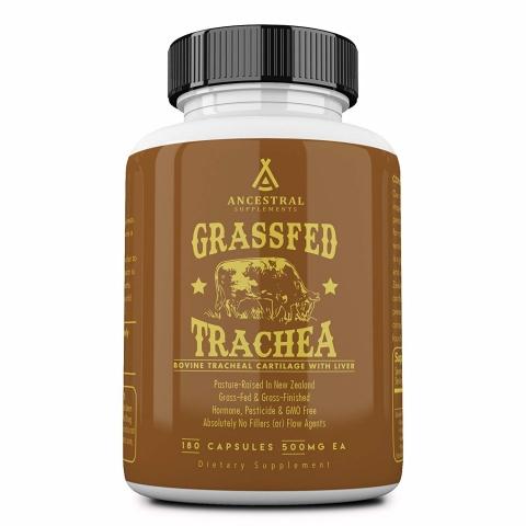 Ancestral Supplements - Runderluchtpijp - kraakbeen - grasgevoerd