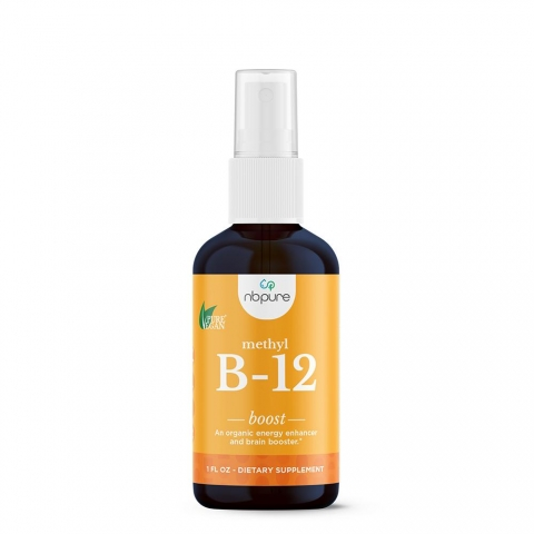 Vitamine B12 Spray - Methylcobalamine