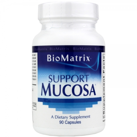 Biomatrix - Support Mucosa - Darm ondersteuning - 90 capsules