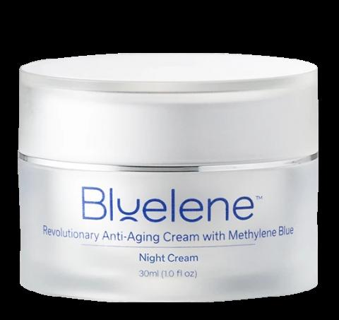 Bluelene® - Anti-aging Nachtcrème