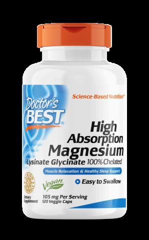 Magnesium Chelaat - Albion®