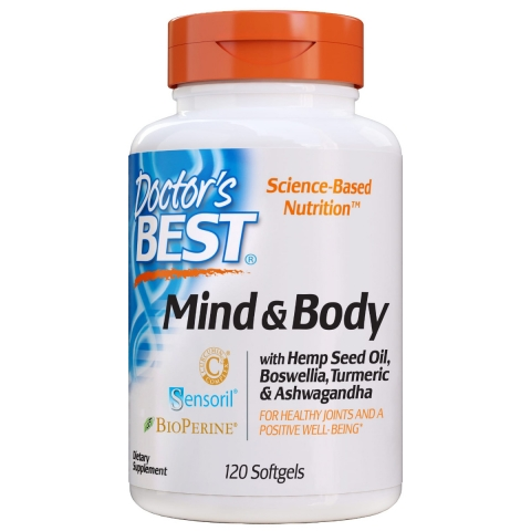 Mind & Body - Sensoril®