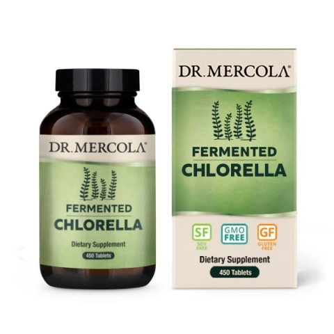 Dr. Mercola - Gefermenteerde Chlorella