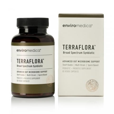Enviromedica - Terraflora - 60 capsules