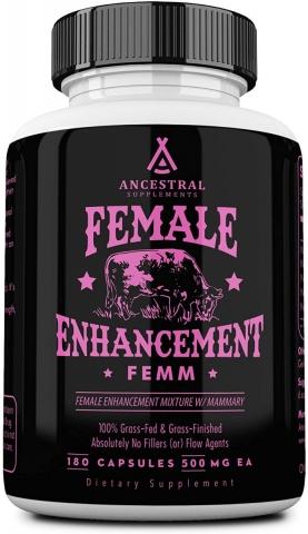 Vrouwelijke Optimalisatie Formule - Female Enhancement Mixture (FEMM)