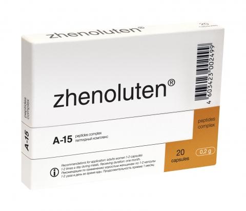 Zhenoluten - Eierstokextract