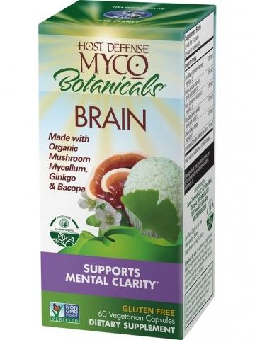 MycoBotanicals® Brain Capsules