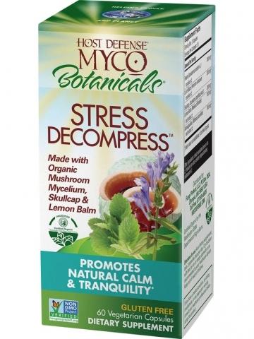 MycoBotanicals® Stress Decompress™ Capsules