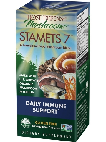Stamets 7® Capsules