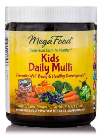 MegaFood - Kids Daily - multivitaminen poeder