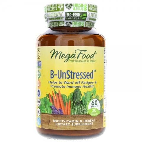 B-UnStressed™ – Weerstand en Energie Formulering