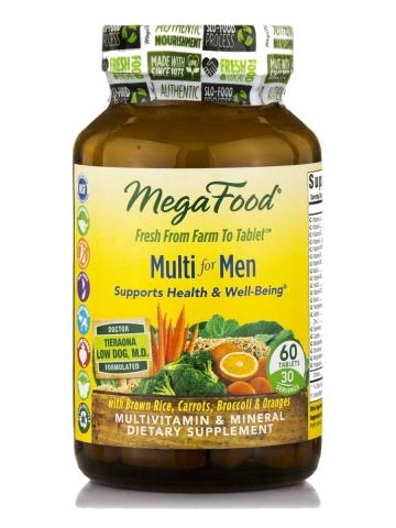 Multi for Men - Natuurlijke Multivitaminen voor mannen - 60 tabletten