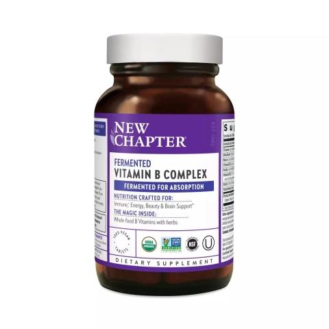 Gefermenteerd Vitamine B Complex