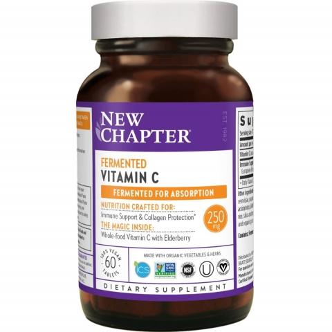 Gefermenteerde Vitamine C - 60 tabletten