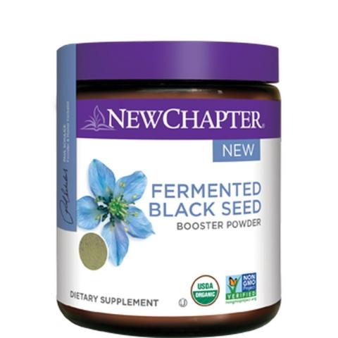 Gefermenteerd zwart zaad (Nigella)