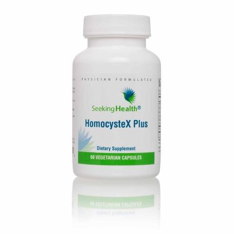 Seeking Health - HomocysteX Plus