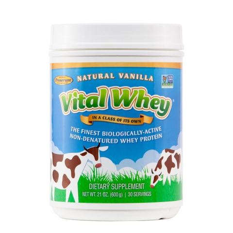 Grasgevoerde Wei-Eiwitten Vital Whey Vanille
