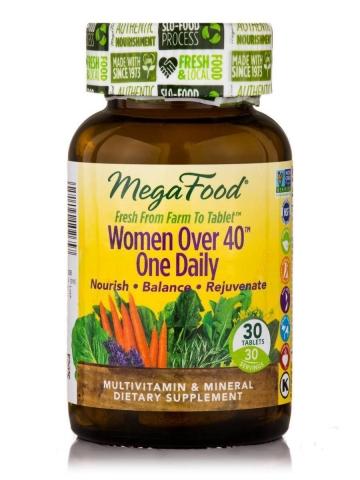 One Daily - Multivitaminen voor vrouwen 40+