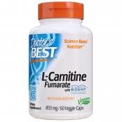 Doctor's Best - L-Carnitine Fumaraat - BIOSINT™