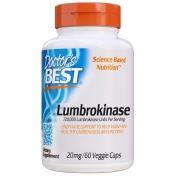 Doctor's Best - Lumbrokinase