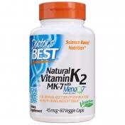 Doctor's Best - Vitamine K2 - MenaQ7®
