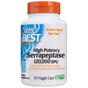 Doctor's Best - Serrapeptase - 120.000 units