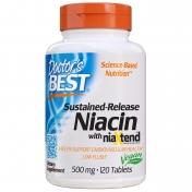 Doctor's Best - Niacine - NiaXtend®