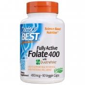 Doctor's Best - MethylFolaat - Quatrefolic®