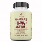 Ancestral Supplements - Grasgevoerde Bijnierschors 180 capsules - 01