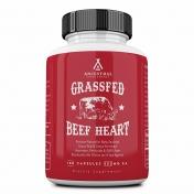 Ancestral Supplements - runderhart - grasgevoerd  - 180 capsules