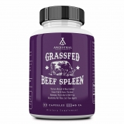 Ancestral Supplements - Rundermilt Grasgevoerd - 180 capsules