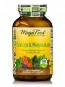 MegaFood - Natuurlijke Calcium, Magnesium & Kalium Formulering - 60 tabletten