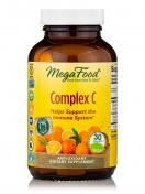 MegaFood - Complex C - Natuurlijke vitamine C - 30 tabletten