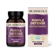 Purple Defense met Resveratrol