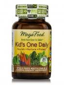 MegaFood - Kid's One Daily - Natuurlijke Multivitaminen  - 30 tabletten