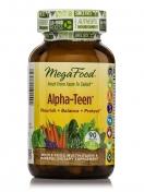 MegaFood - Alpha Teen - Natuurlijke Vitaminen en Mineralen - 90 tabletten