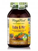 MegaFood - Baby & Me - Natuurlijke Zwangerschapsvitaminen - 120 tabletten