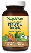 One Daily - Natuurlijke Multivitaminen voor Mannen 55+