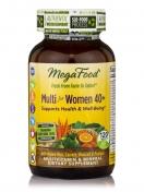 Natuurlijke Multivitaminen voor vrouwen 40+