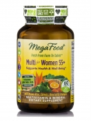 Natuurlijke Multivitaminen voor vrouwen 55+
