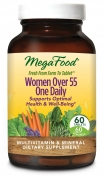 Natuurlijke Multivitaminen voor Vrouwen 55+ - 60 tabletten