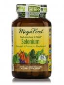 MegaFood - Natuurlijke Selenium - 60 tabletten