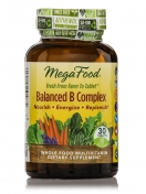 MegaFood - Natuurlijke Vitamine B Complex - 30 tabletten