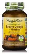 MegaFood - Turmeric Strength - Curcumine formulering - 60 tabletten