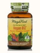 MegaFood - Vitamine B12 - Vegan - 30 tabletten