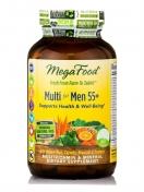 Natuurlijke Multivitaminen voor mannen 55+