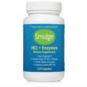 Organic3 - GUTzyme RESTORE - 120 vegetarische capsules