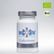 Biologische Colostrum Extract - 60 capsules